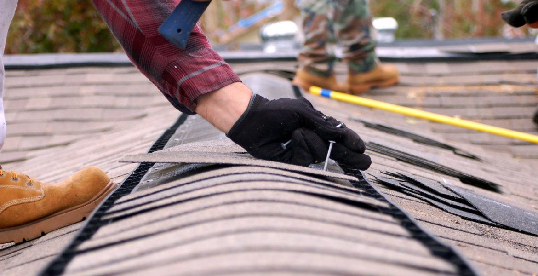 Reparation toiture